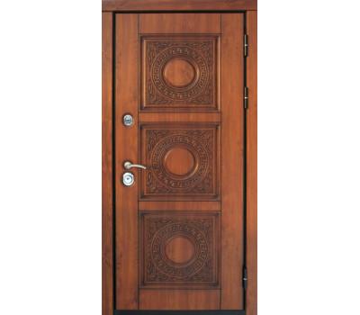Входная металлическая дверь Белмастер МИЛАНО