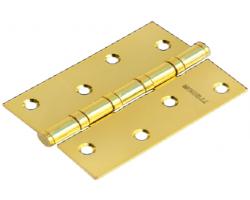 Петля стальная универсальная MS 100X70X2.5-4BB PG Цвет Золото