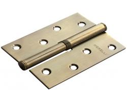 Петля стальная разъёмная MSD 100X70X2.5 AB R Цвет Античная бронза