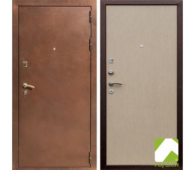 Входная металлическая дверь Горден ЛР 1 орех