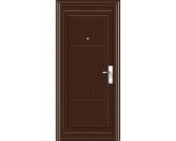 Строительная металлическая дверь. Модель К-13