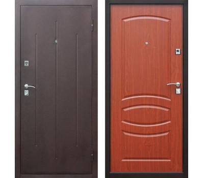 Дверь Стройгост 7-2 Итальянский орех в Санкт-Петербурге