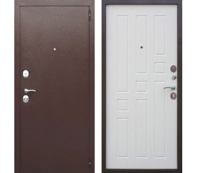 Дверь Цитадель Гарда 8 мм Белый ясень в Санкт-Петербурге