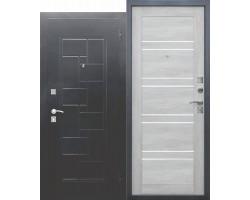 Входная дверь DOMINANTA Серебро Царга
