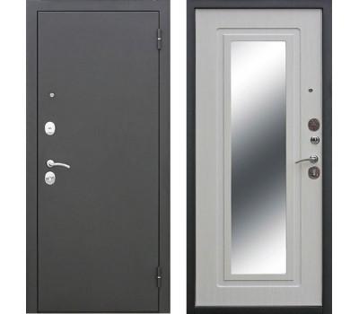 Дверь Гарда Царское зеркало Муар Белый ясень в Санкт-Петербурге