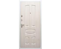 Входная дверь Дива МД-42 Сандал белый