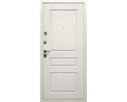 Входная дверь Дива МД-45 Белый матовый