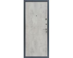 Входная дверь Дива МД-48 Бетон светлый