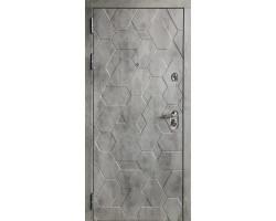 Входная дверь Дива МД-51 Белый софт
