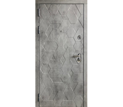 Дверь Дива МД-51 Белый софт в Санкт-Петербурге