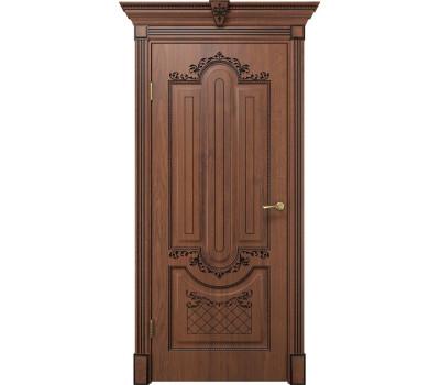 Дверь Олимпия Дуб янтарный Глухая в Санкт-Петербурге