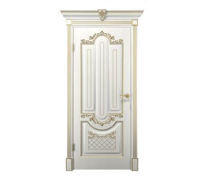 Дверь Олимпия Белое дерево Глухая в Санкт-Петербурге