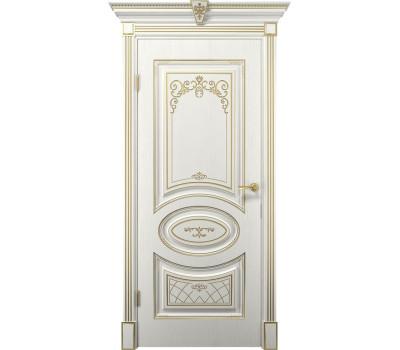 Дверь Вителия Белое дерево Глухая в Санкт-Петербурге