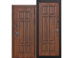 Дверь c ТЕРМОРАЗРЫВОМ 13 см Isoterma МДФ/МДФ Сосна белая