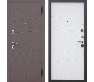 Входная металлическая дверь 9 см Верона