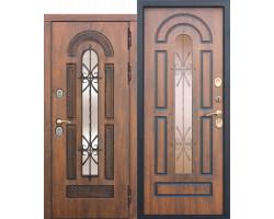 Входная  дверь c ТЕРМОРАЗРЫВОМ 13 см VITRA Винорит Патина