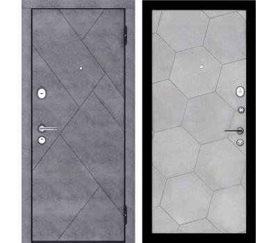 Входная металлическая дверь Канте
