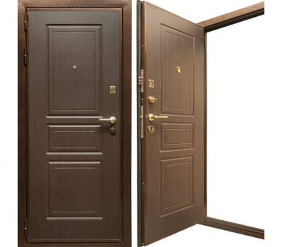 Входная металлическая дверь Горден ЛР 2