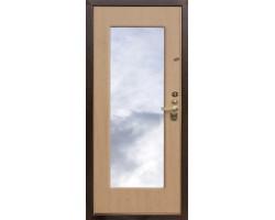 Входная дверь Горден ЛР 4 с зеркалом