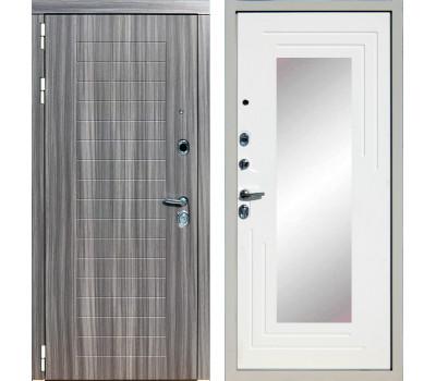 Входная металлическая дверь Горден S7 зеркало