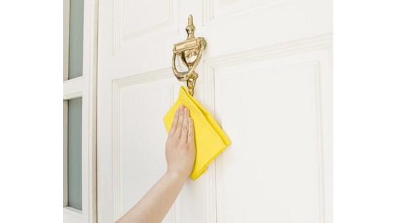 Правила ухода за входной дверью