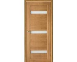 Дверь Vega 2 светлый орех – из массива сосны
