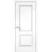 Дверь VellDoris ALTO-6V ЯСЕНЬ КАПУЧИНО остеклённая  в Санкт-Петербурге